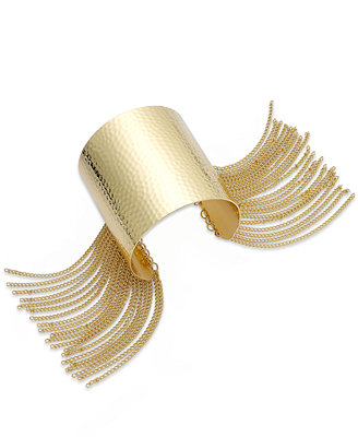 Fringe Cuff Bracelet, Created For Macy's by Thalia Sodi