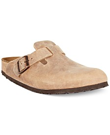 Men's Boston Clogs