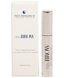 Receive a FREE neuBROW Brow Enhancing Serum, 2ml with any $150 neuLASH purchase.  A $33 Value!
