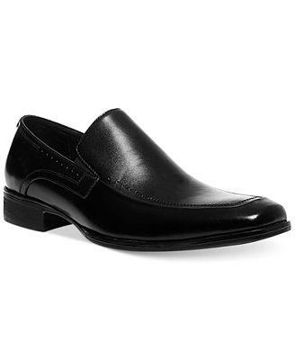 Steve Madden Sutter Slip-On Dress Shoes - All Men's Shoes - Men ...