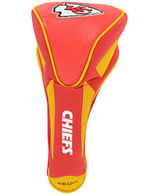 Team Golf Kansas City Chiefs Golf Club Headcover