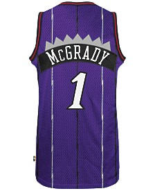 adidas Men's Tracy McGrady Toronto Raptors Swingman Jersey