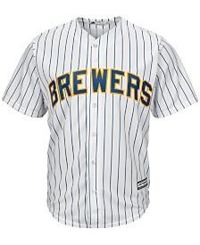 Majestic Men's Milwaukee Brewers Replica Jersey