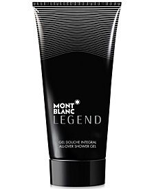 Montblanc Men's Legend All-Over Shower Gel, 10 oz