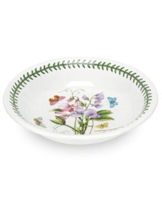 """""""Botanic Garden"""" Pasta Bowl, 10"""""""