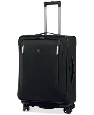 """CLOSEOUT! Victorinox Werks Traveler 5.0 24"""" Expandable Dual Caster Spinner Suitcase"""
