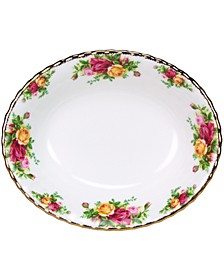 Old Country Roses 32 oz. Open Vegetable Bowl