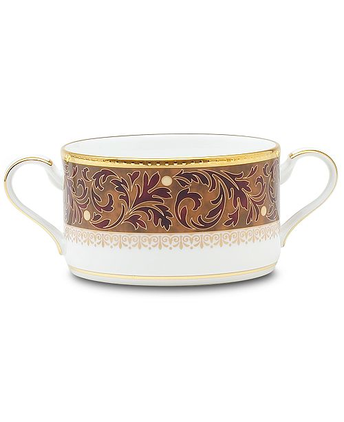 "Noritake ""Xavier Gold"" Cream Soup Cup, 10 1/4 oz"