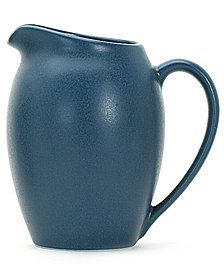 "Noritake ""Colorwave Blue"" Pitcher"