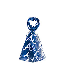Forever Collectibles Atlanta Braves All Over Logo Infinity Scarf