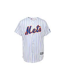 Majestic New York Mets Replica Jersey, Big Boys (8-20)