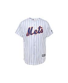 Majestic New York Mets Replica Jersey, Big Boys (8-20)