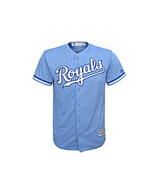 Majestic Kansas City Royals Replica Jersey, Big Boys (8-20)