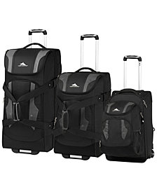 CLOSEOUT! High Sierra Adventure Access Upright Luggage