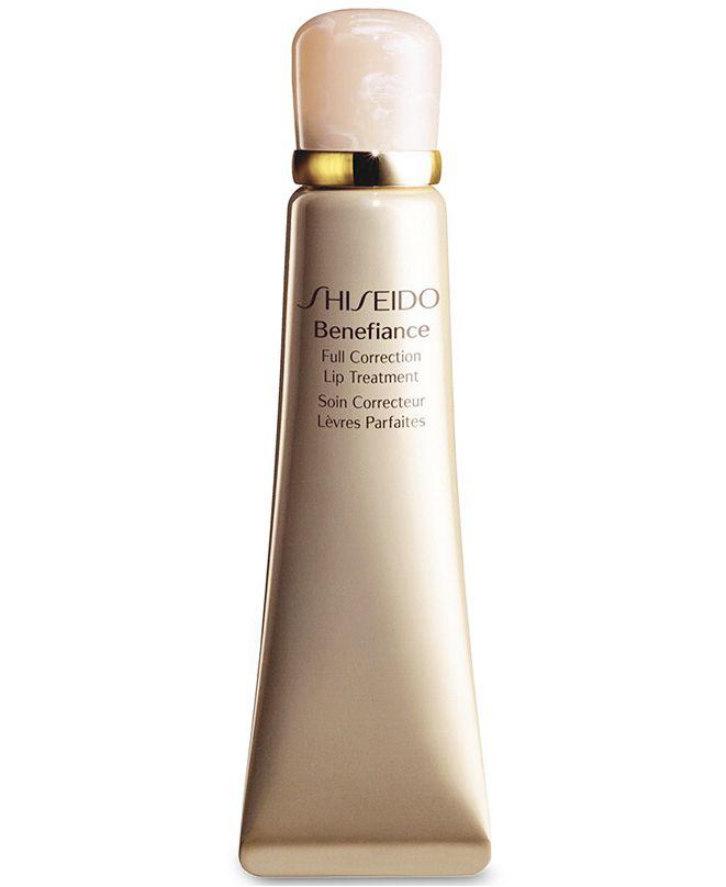 Shiseido Benefiance Full Correction Lip Treatment, 0.5 oz.