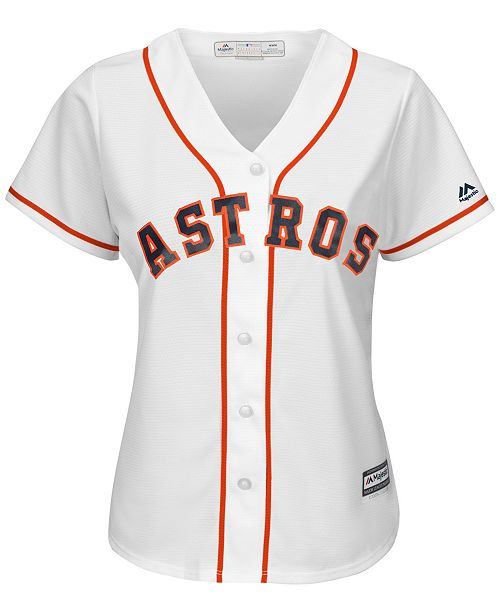 Majestic Women s Houston Astros Jersey  Majestic Women s Houston Astros  Jersey ... 1bac08f8f