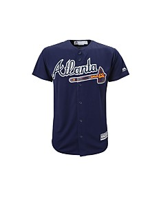 detailed look 627ed acc10 Braves Jersey - Macy's