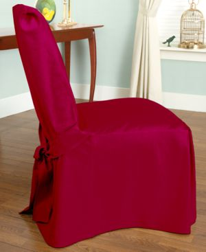 Sure Fit Duck Dining Room Chair Slipcover