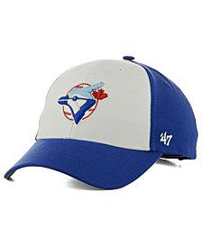 '47 Brand Toronto Blue Jays MVP Curved Cap