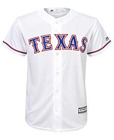 Majestic Texas Rangers Replica Jersey, Big Boys