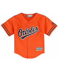 Majestic Toddlers' Baltimore Orioles Replica Jersey