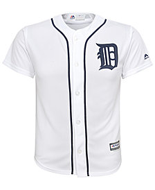 Majestic Toddlers' Detroit Tigers Replica Jersey