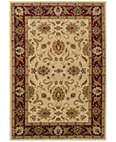 CLOSEOUT! Dalyn St. Charles WB524 Ivory Area Rug