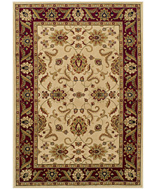 CLOSEOUT! Dalyn St. Charles WB524 Ivory 3' x 5' Area Rug