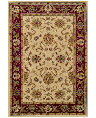 Closeout Dalyn St Charles Wb524 Ivory 8 X 10 Area Rug