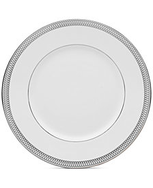 """Monique Lhuillier Waterford Opulence Accent Plate 9"""""""