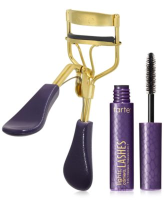 Tarte Picture Perfect Eyelash Curler & Deluxe Lights, Camera, Las