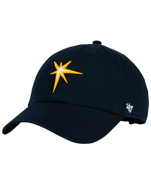 '47 Brand Tampa Bay Rays Core Clean Up Cap