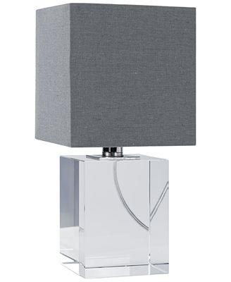 Regina Andrew Design Mini Crystal Block Table Lamp Lighting