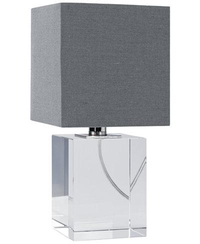 Regina Andrew Design Mini Crystal Block Table Lamp