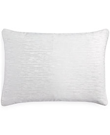 Hotel Collection Woven Texture Standard Sham