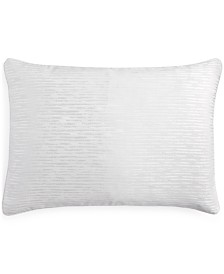 Hotel Collection Woven Texture King Sham