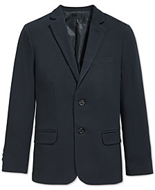 Calvin Klein Bi-Stretch Suit Jacket, Big Boys