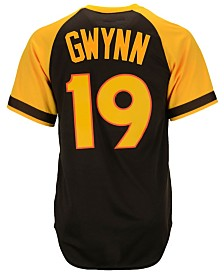 Majestic Tony Gwynn San Diego Padres Cooperstown Replica Jersey