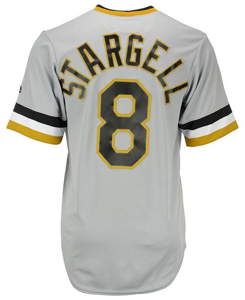 separation shoes 02a97 bc3ac Willie Stargell Pittsburgh Pirates Cooperstown Replica Jersey