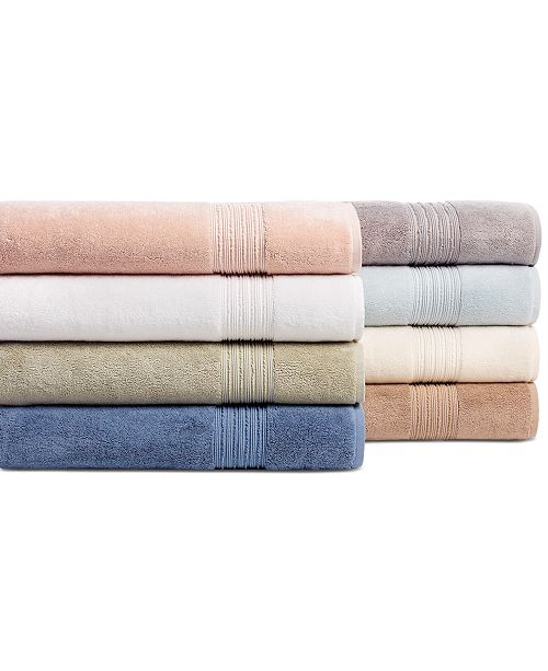 Hotel Collection CLOSEOUT! Turkish Bath Towel Collection, 100 ...