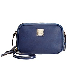 Saffiano Leather Sawyer Crossbody