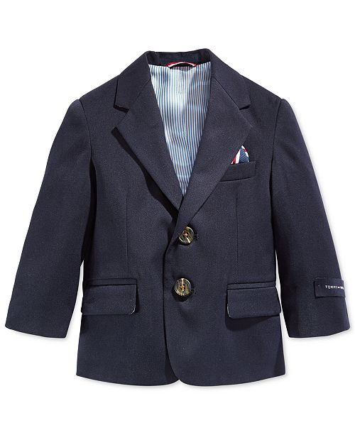 301d20170 Tommy Hilfiger Baby Boys Blazer & Reviews - Coats & Jackets - Kids ...