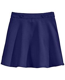 Nautica School Uniform Circle Scooter Skirt, Big Girls