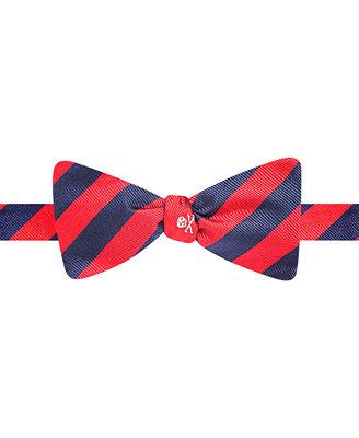 countess mara skull rugby self tie bow tie ties pocket