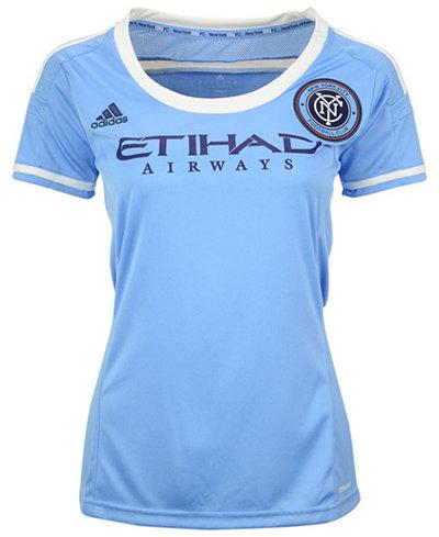 adidas Women's New York City FC Primary Replica Jersey