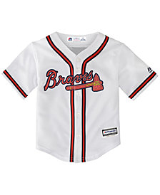 Majestic Babies' Atlanta Braves Replica Jersey