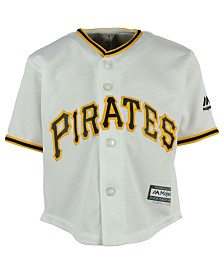 Majestic Babies' Pittsburgh Pirates Replica Jersey