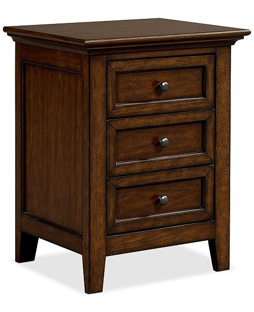 Furniture Matteo Nightstand
