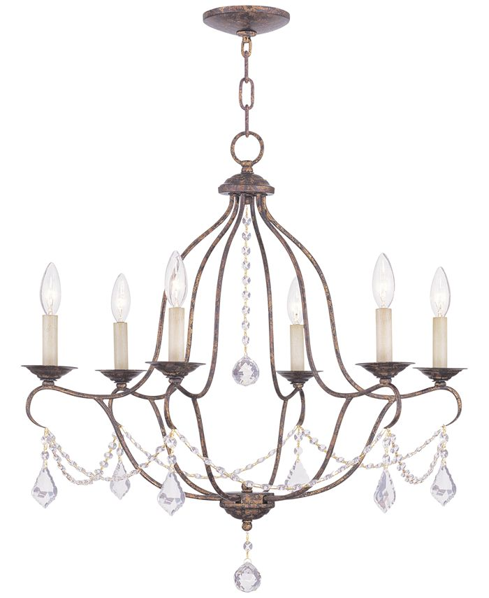 Livex - Chesterfield Ceiling Light