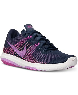 Nike Women's Flex Fury Running Sneakers from Finish Line